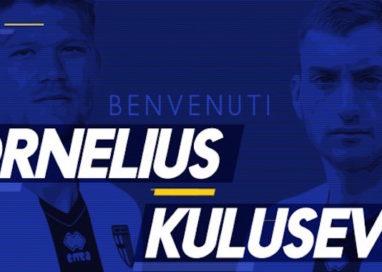 Parma, ora è ufficiale: presi Cornelius e Kulusevski