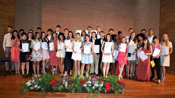 """Competenze e multiculturalità, i Baccalaureati """"consegnati"""" all'Europa"""
