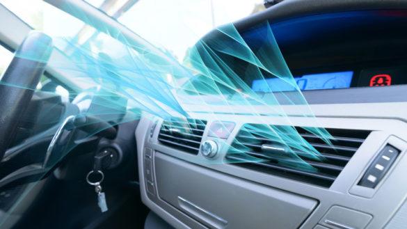 Il caldo in auto ti sfianca? Ecco lo sconto con la ricarica del clima