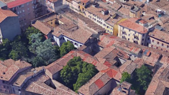 Ex convento delle Vincenzine in vendita, lo Stato lo mette all'asta