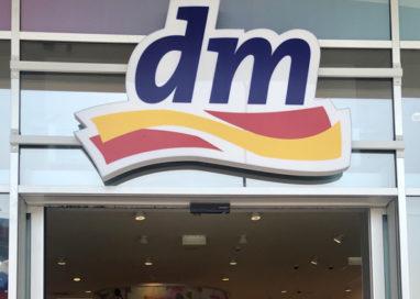 Inaugurato un negozio Dm a Fidenza Shopping Park