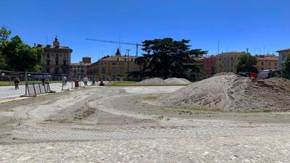 """Parma in Centro: """"Piazzale della Pace? Un'agonia per la città"""""""