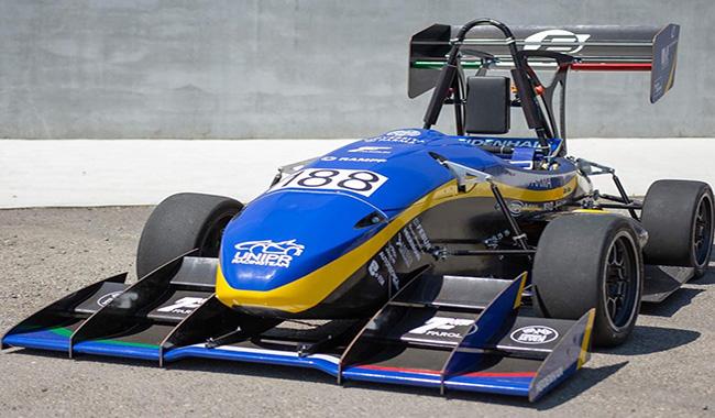 E' nata la PSR01, prima vettura elettrica dell'UniPR Racing Team