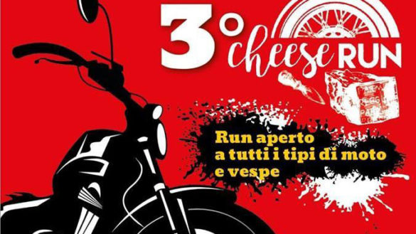 Arriva la terza edizione della Cheese Run
