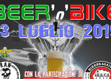 Si prepara il Beer'n'Bike 2019