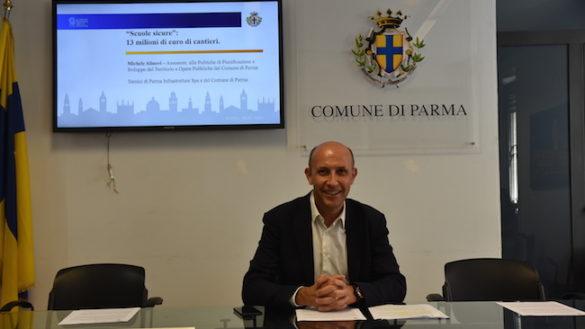 """""""Scuole Sicure"""": investiti 13 milioni per i cantieri a Parma"""