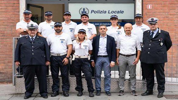 Via Bixio, inaugurato un nuovo presidio della Polizia Municipale