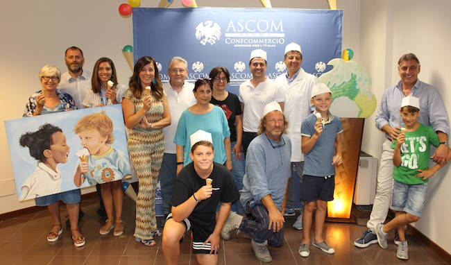 Ascom, rinnovato il Gruppo Gelatieri Artigianali