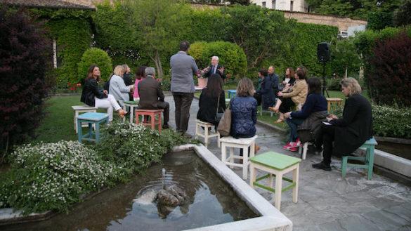 """""""Giardini Gourmet"""": nuovo viaggio alla scoperta  degli angoli verdi di Parma, tra alta cucina e musica"""