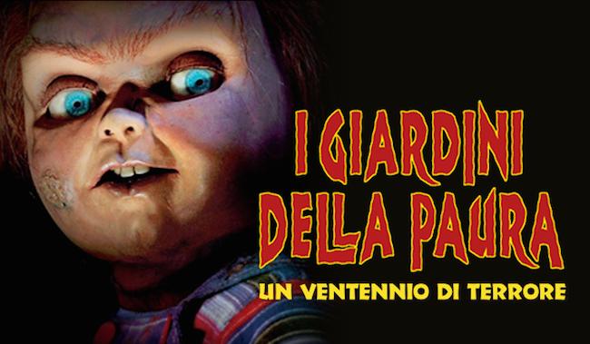 "I Giardini della Paura, mercoledì doppio film ""La Bambola Assassina"""