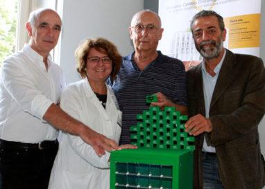 Polo Oncologico di Parma, un altro mattoncino grazie all'associazione Il Cervo