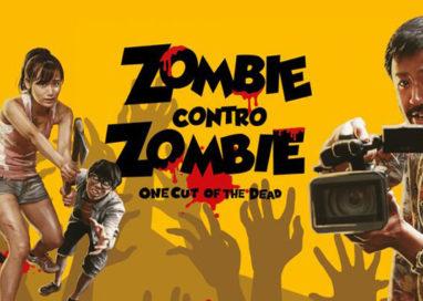 """""""Zombie contro zombie"""" ai Giardini della Paura"""