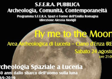 "Università, ""Fly me to the Moon"": archeologia spaziale a Luceria"