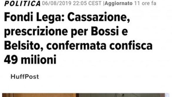 """Pizzarotti (ancora) contro la Lega: """"Restituisca 49 milioni di euro"""""""