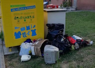 Montechiarugolo, il Sindaco contro i rifiuti abbandonati