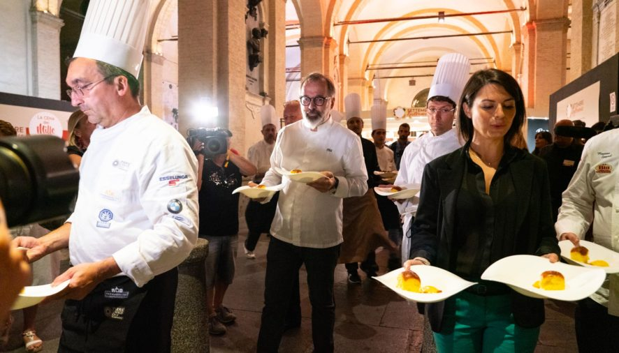 GALLERY. Cena dei Mille, un successo targato Parma!
