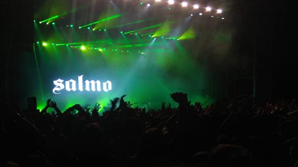 90MIN di applausi in Cittadella, per un Salmo-show sold out!