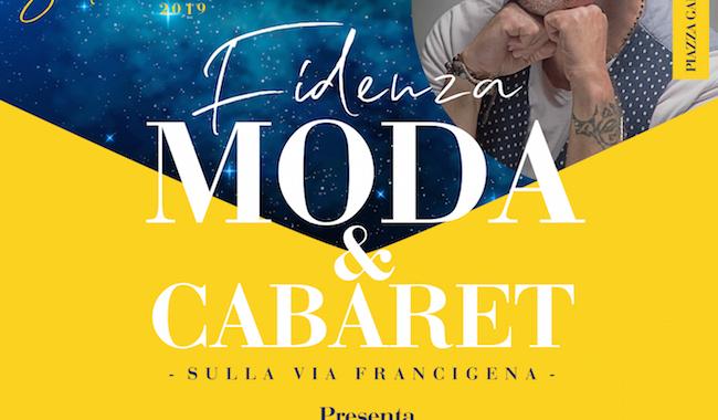 "Fidenza: ""Moda & Cabaret sulla via Francigena"""