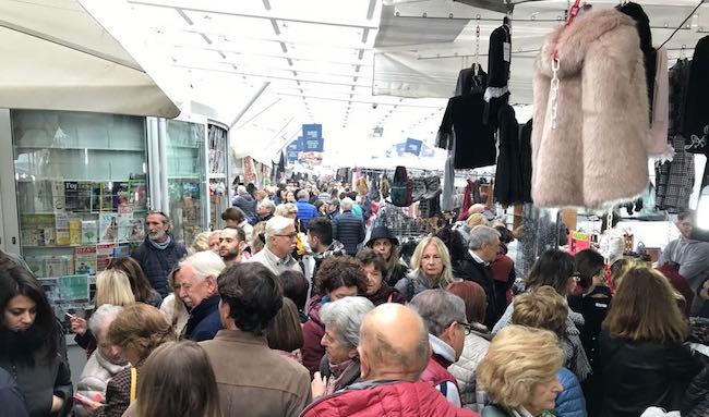 """""""Gli ambulanti di Forte dei Marmi"""" a Parma il 29 settembre"""