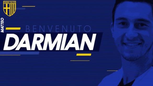 Parma, è ufficiale l'arrivo di Darmian!