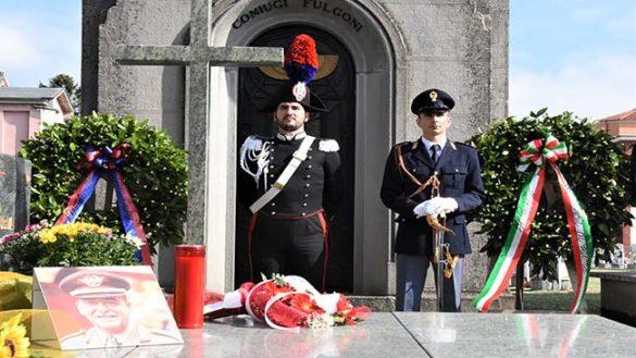 37 anni dall'omicidio del Generale Carlo Alberto Dalla Chiesa, il ricordo