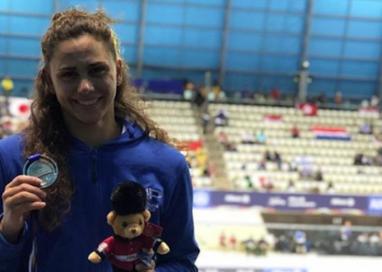 Giulia Ghiretti show: record italiano nei 100 rana!