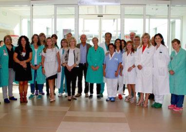 Ospedale, primo giorno di scuola per i giovani pazienti del Maggiore