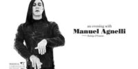 """An evening with Manuel Agnelli"" al Teatro Regio!"