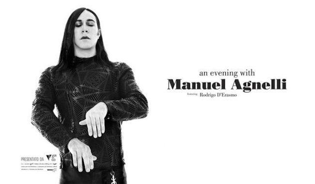 """An evening with Manuel Agnelli"" al Teatro Regio!"
