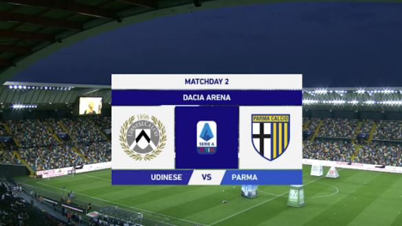 Prima vittoria del Parma: a Udine è 3-1 crociato