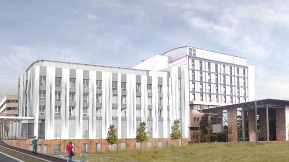 Centro Oncologico, pronto tra tre anni. Pubblicato il bando