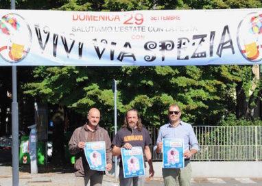 "Domenica via La Spezia chiusa al traffico per ""Vivi via Spezia"""