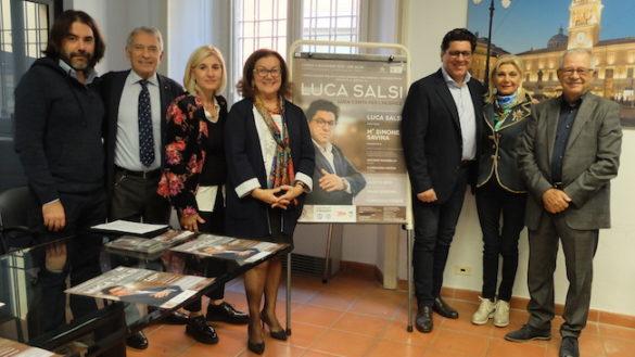"""""""Luca canta per l'Hospice"""": il baritono Luca Salsi si esibisce per le Piccole Figlie"""
