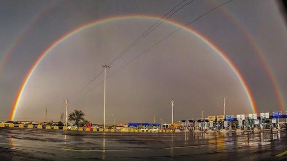 Dopo il temporale arriva… l'arcobaleno! Le migliori foto del web