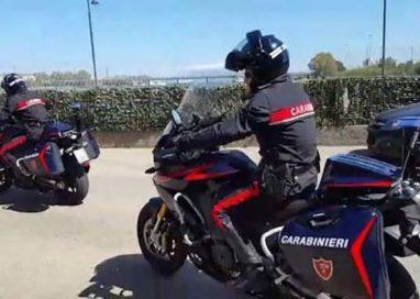 Calci e spintoni ai carabinieri, arrestato nigeriano per resistenza