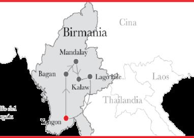Dalla Birmania a Parma, il benvenuto ai cinque nuovi studenti