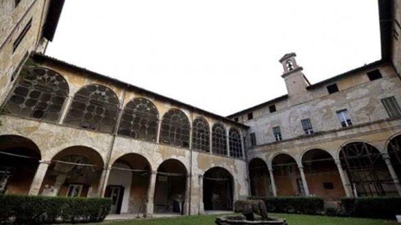 Chiostri del Correggio, al via il recupero dell'ex convento di San Paolo