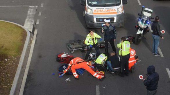 È morto il pedone investito dalla bicicletta