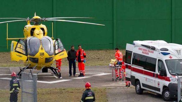 Incidente nell'autodromo di Varano, grave al Maggiore