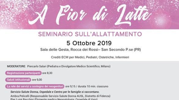 """""""A fior di latte"""": seminario e premiazione del concorso fotografico sabato 5 ottobre a San Secondo"""