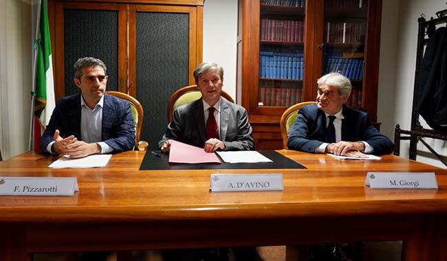 Siglato accordo tra Comune e Procura della Repubblica di Parma