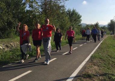 Langhirano, la camminata organizzata dalla Casa della Salute è un successo!