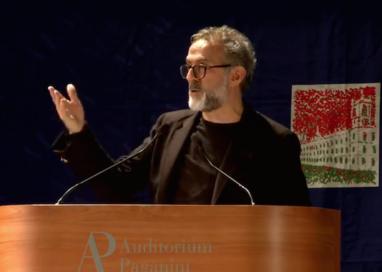 ALMA, ospite d'onore all'apertura dell'anno: Massimo Bottura