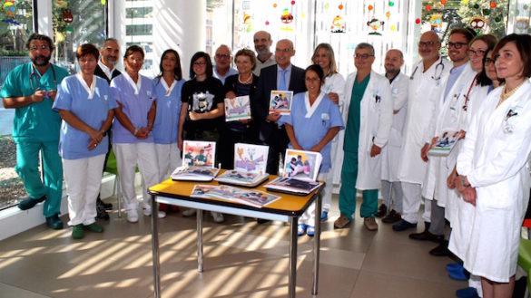 Parlare a misura di bambino, tre opuscoli per i giovani pazienti