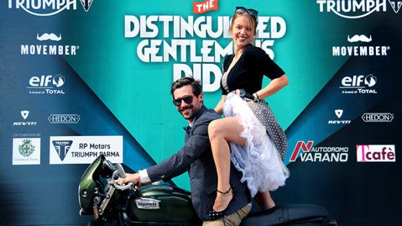 Distinguished Gentlemans Ride, come resistere all'eleganza?