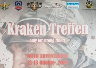 Kraken Treffen, due giorni in moto sull'Appennino