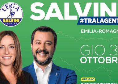 Incontro pubblico giovedì: a Parma arriva Matteo Salvini