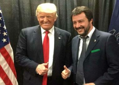 Dazi, Pizzarotti vs Salvini