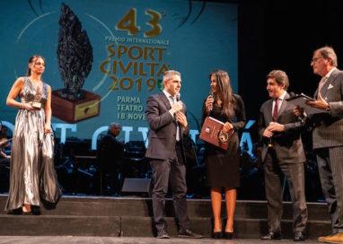 43^ Edizione Sport Civiltà. Uno spettacolo tra sport e cultura