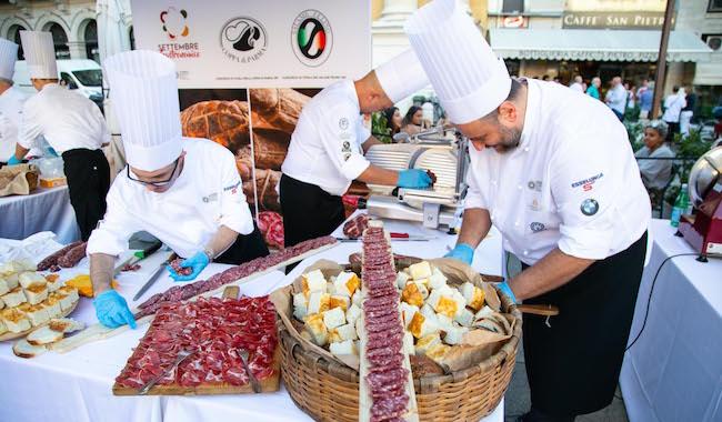 Coppa di Parma IGP e Salame Felino IGP: esordio al Merano WineFestival per i due Consorzi